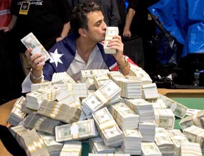 Winnen met Poker