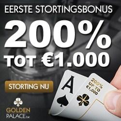 Speel poker met een 200% bonus